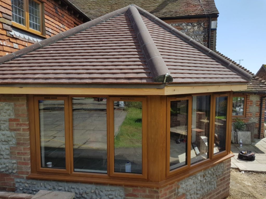 Tiled Conservatory Roofs Worthing