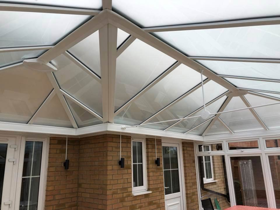 Glass Conservatory Roofs Worthing