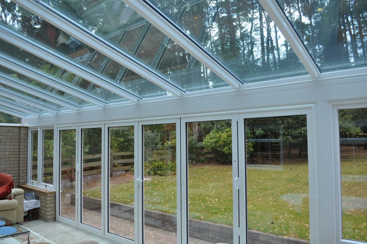 Lean-To Conservatory in West sussex