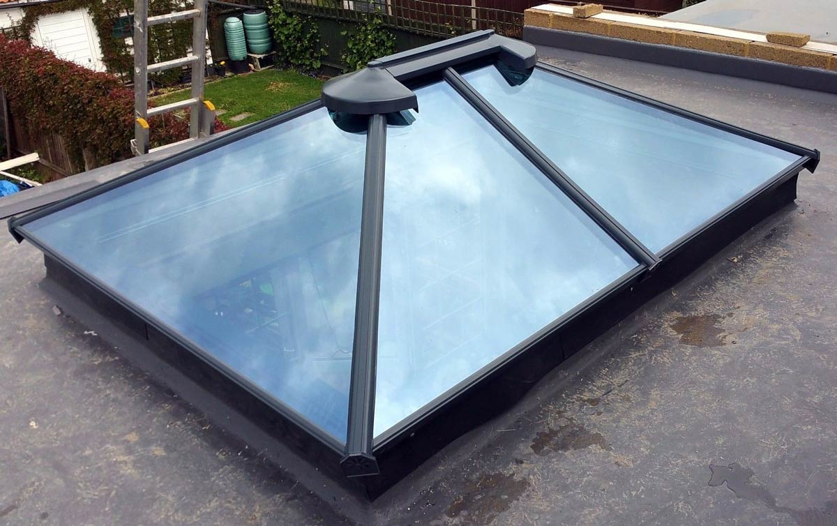 Modern Roof Lantern Prices Shoreham