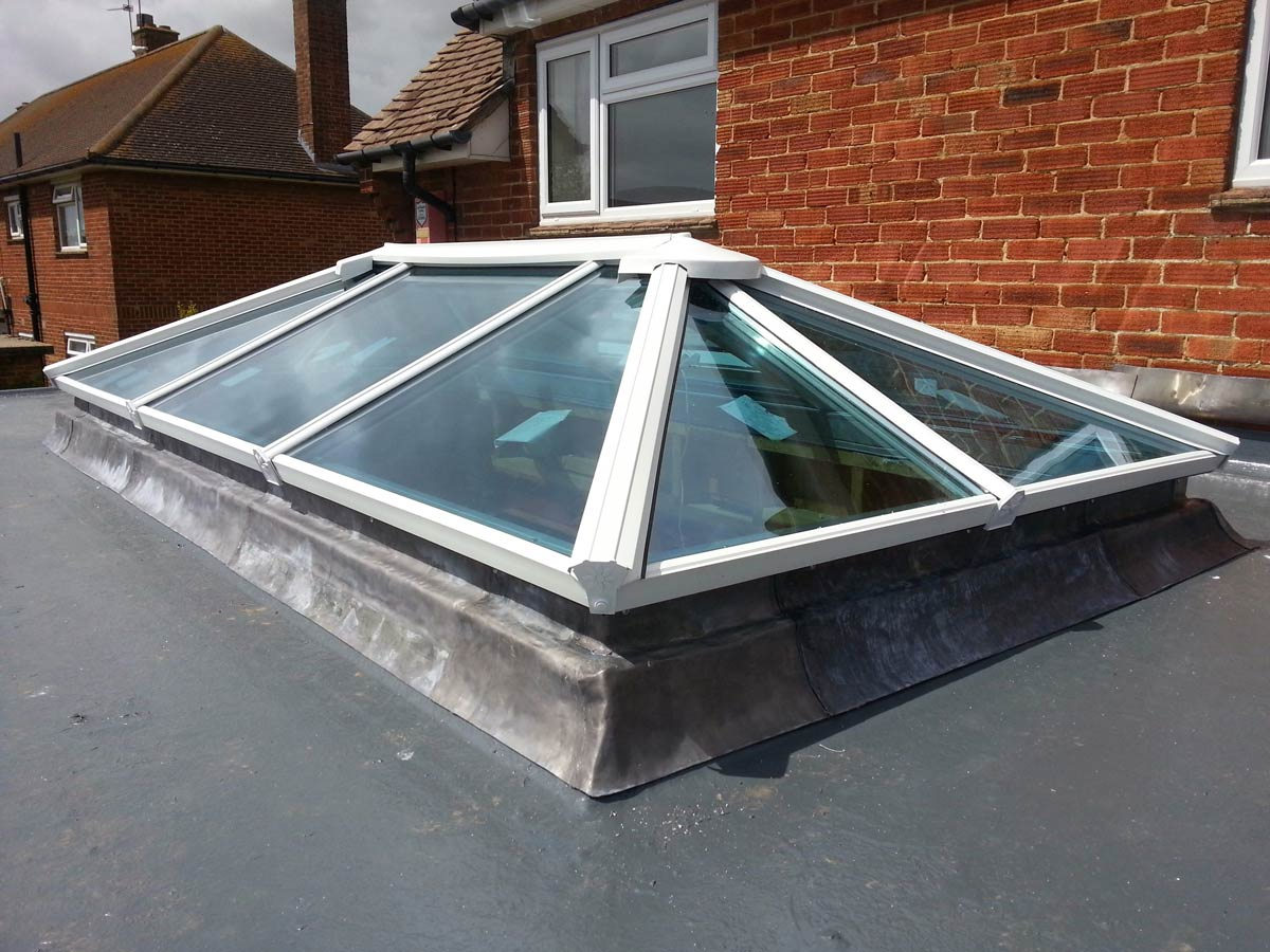 Lantern Roofs Costs Shoreham