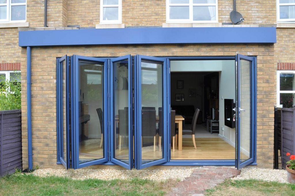 aluminium doors worthing