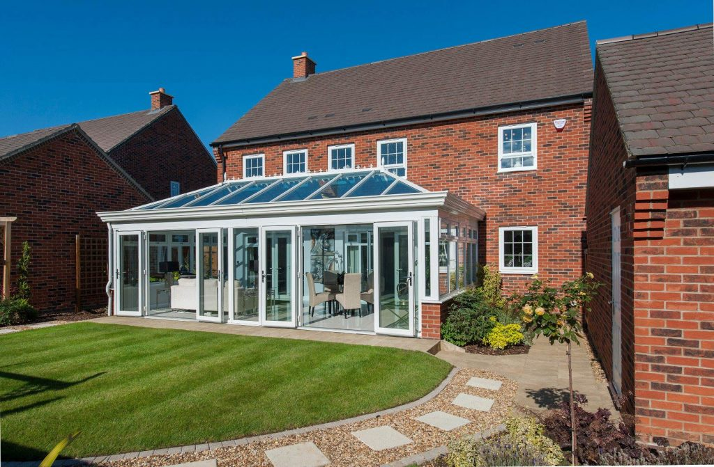 conservatory roofs Worthing and West Sussex