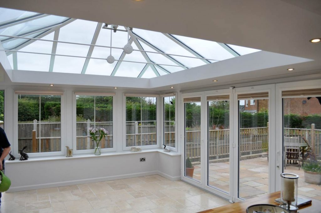 glass conservatory roofs worthing and west sussex