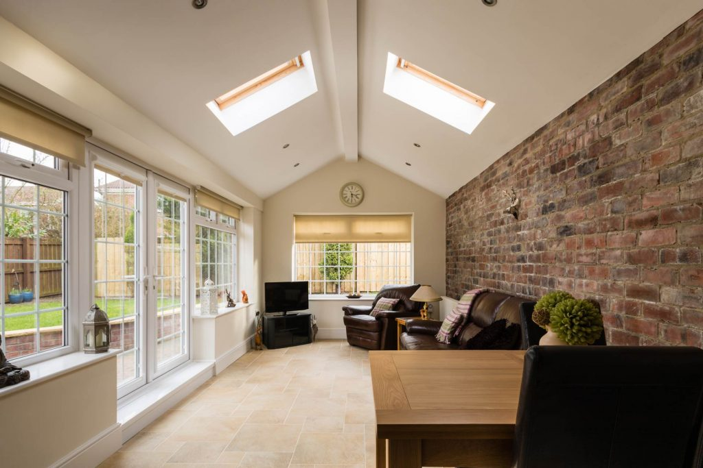 conservatory roof styles Worthing and West Sussex